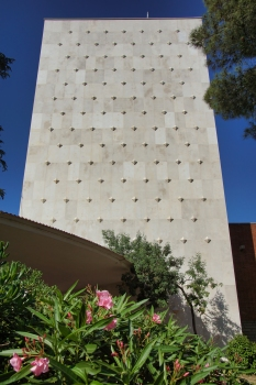 Instituto Técnico de la Construcción Eduardo Torroja - Main building
