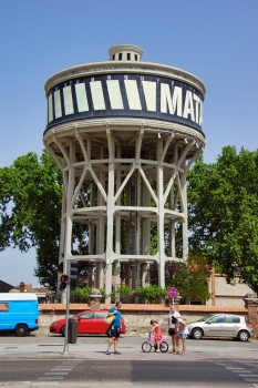 Matadero Water Tower