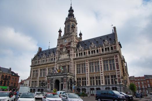 Hôtel de ville de Schaerbeek