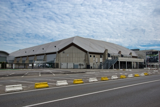 Brussels Expo Hall 12
