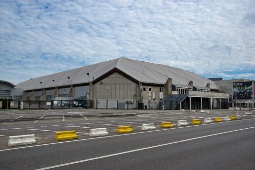 Palais 12 au Parc des expositions du Heysel