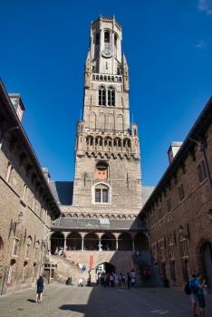 Beffroi et Halles de Bruges