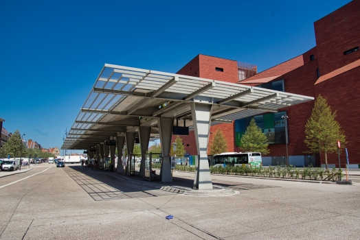 't Zand Bus Terminal