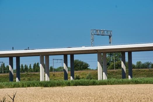 Viaduc K032 de l'autoroute A11