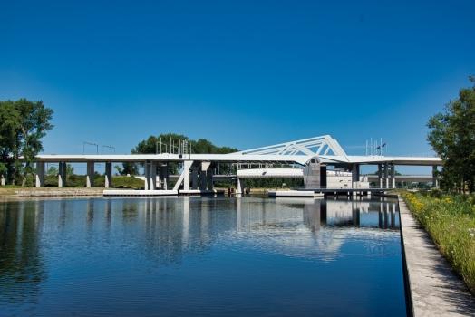 A 11 Bascule Bridge