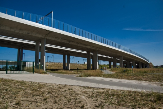Viaduc K034 de l'autoroute A11
