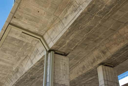Autobahnhochbrücke A11