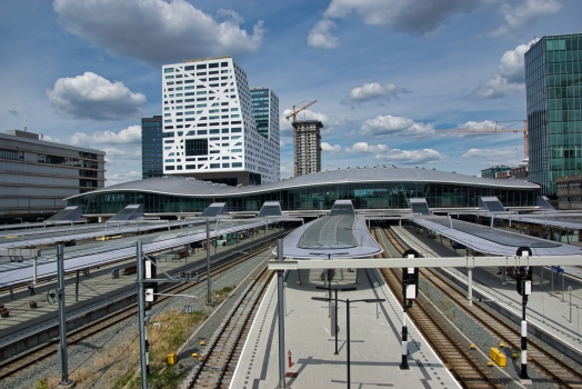 Gare d'Utrecht-Central