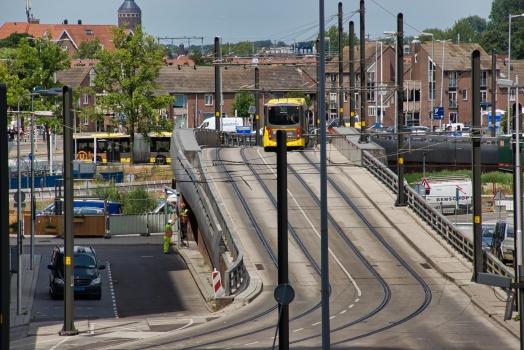 Pont-tramway du Westplein