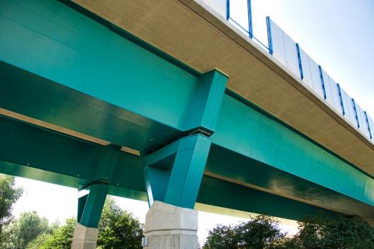 Talbrücke Laubecker Bach