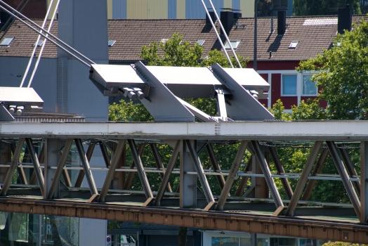 Alter Markt Suspended Railway Superstructure