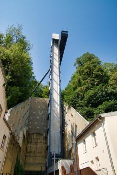 Ascenseur de Pfaffenthal