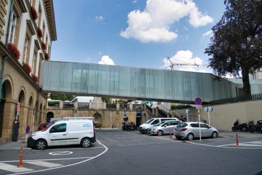 Bierger-Center Footbridge