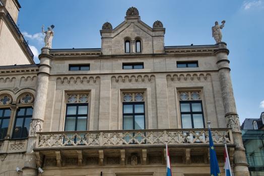 Hall of the Chamber of Deputies