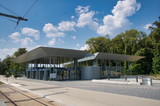 Station de Kirchberg-Plateau