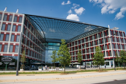 Ernst & Young Luxembourg Headquarters