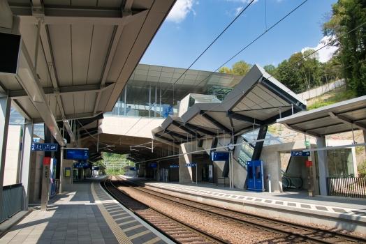 Bahnhof Pfaffenthal-Kirchberg