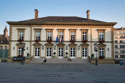 Luxembourg City Hall