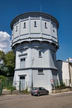 Château d'eau de la porte Châtel
