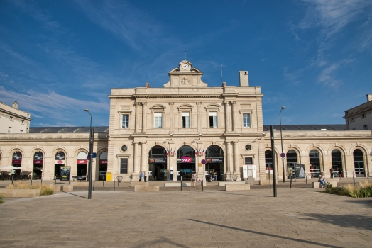Reims Railway Station