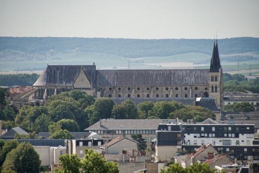 Abbatiale Saint-Rémi de Reims