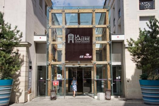 Galerie de l'Hotel de Ville