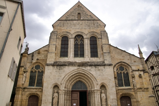 Église Saint-Alpin de Châlons-en-Champagne