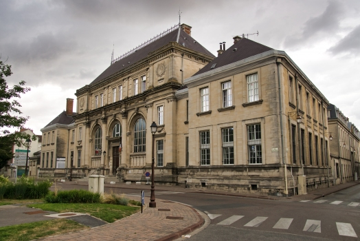 Justizpalast Chalons-en-Champagne