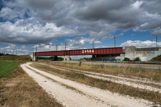 Eisenbahnbrücke Billy-le-Grand