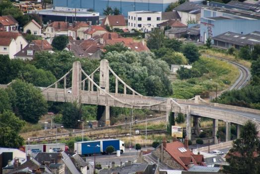Laon Suspension Bridge