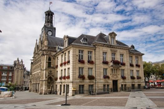 Hôtel de ville de Saint-Quentin