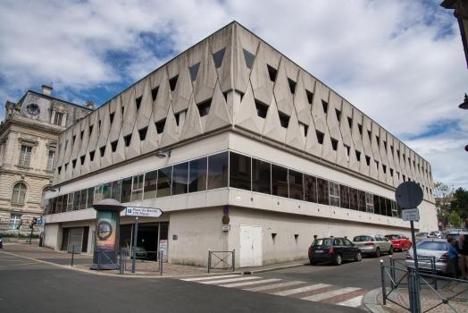 Markthalle Saint-Quentin