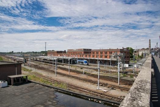 Gare de Saint-Quentin
