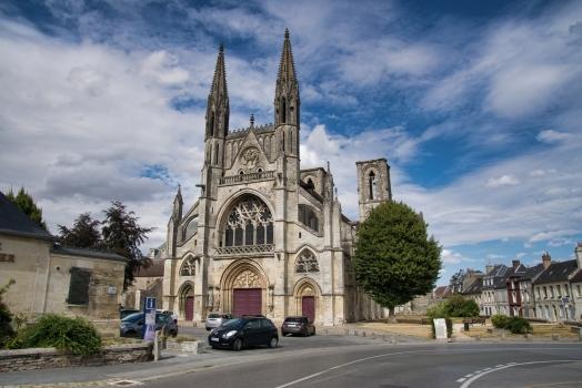 Église Saint-Martin de Laon
