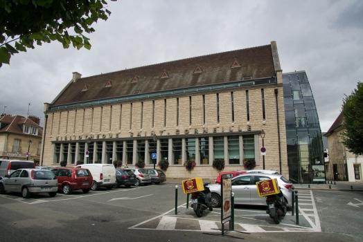 Bibliothèque Saint-Corneille
