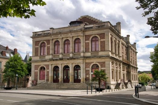 Chartres Municipal Theater