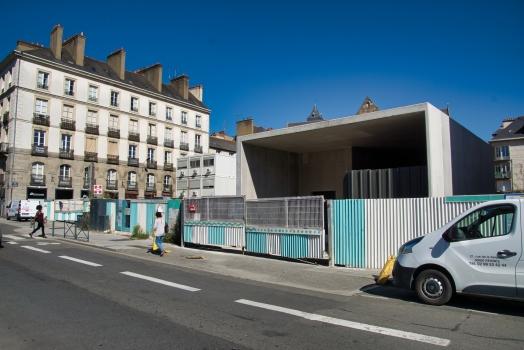Metrobahnhof Saint-Germain