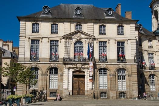Hôtel de ville de Rennes