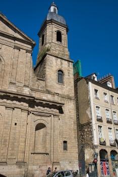 Kirche Saint-Sauveur