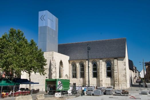 Centre des congrès Rennes Métropole