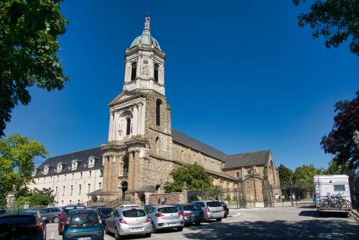 Église Notre-Dame-en-Saint-Melaine