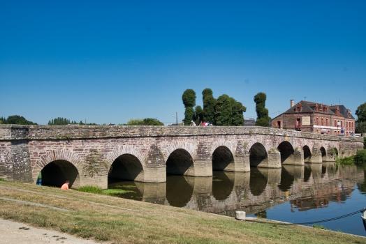 Vilainebrücke Pont-Réan