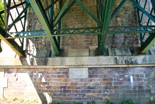 Vilainebrücke Langon