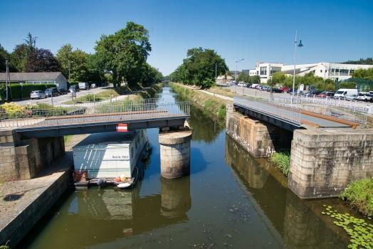 Pont tournant de Redon