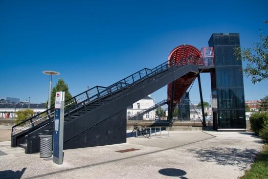Fußgängerbrücke La Roche-sur-Yon
