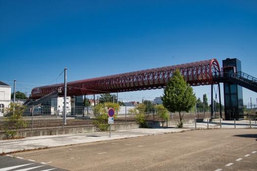 La Roche-sur-Yon Footbridge