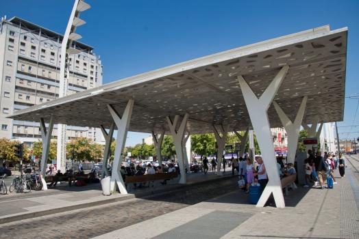 Halle Intermodale de la gare Saint-Jean