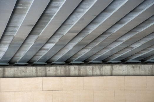 Pont ferroviaire de Bordeaux
