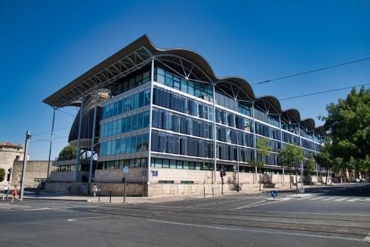 Gerichtsgebäude in Bordeaux