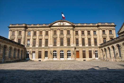 Rathaus von Bordeaux